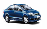 Car rental Volkswagen  Vento