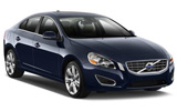 Car rental Volvo S60
