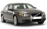 Car rental Volvo S80