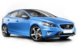 Car rental Volvo V40
