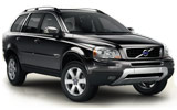 Car rental Volvo  XC90